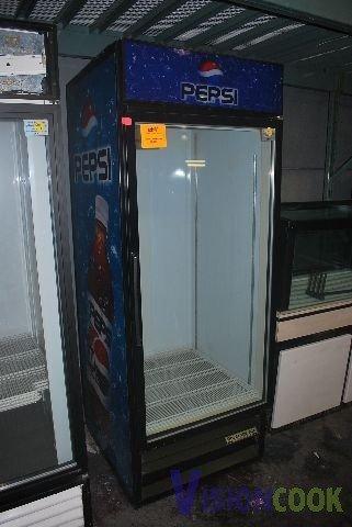 17: Beverage Air MT27 Single Glass Door Cooler
