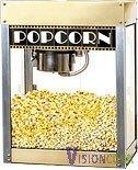 86: New Cinema Style 4oz. Popcorn Machine, 19Wx26H