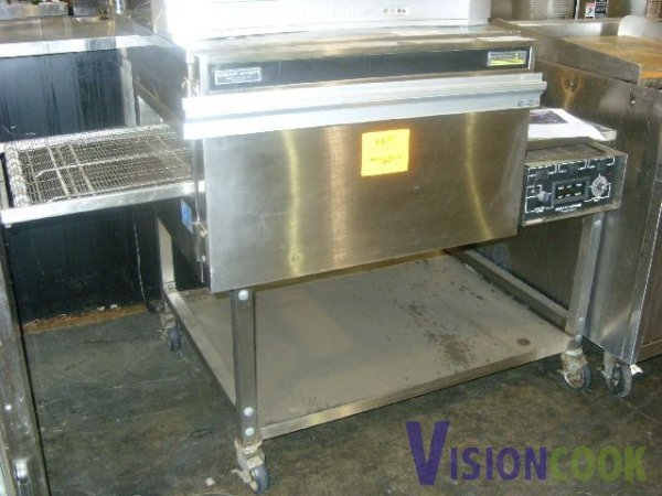 440: Lincoln Conveyor Pizza Oven