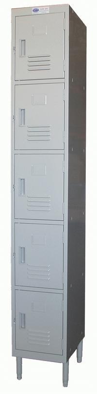3: New 5 Doors Employee Break Room Locker