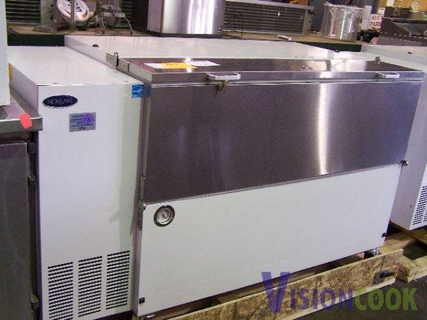 8: Norlake Milk Beverage Produce Cooler Refrigerator