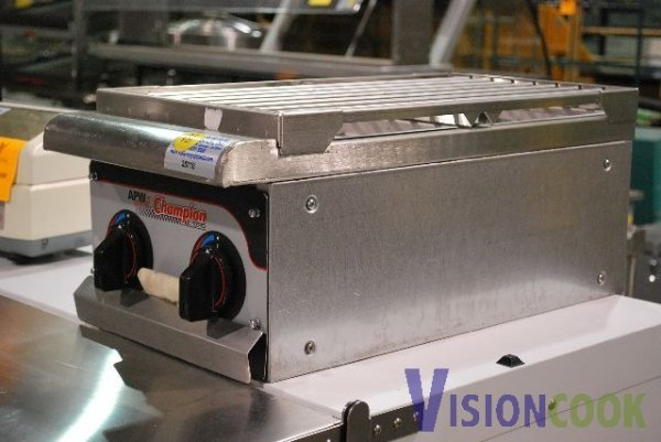 302: APW GAS 2 Eye Burner Range Hot Plate