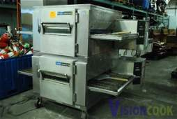 544: Lincoln Impinger 1450 Conveyor Pizza Oven