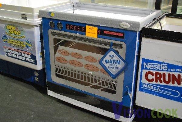 601: Frigidaire Spot Merchandiser Freezer
