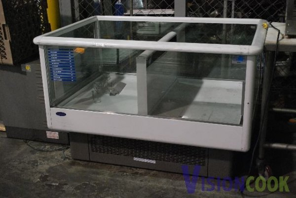 622: Carrier Self Contained 38x58 Display Cooler