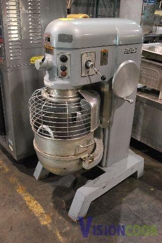 794: Hobart P660 60 Quart Pizza Dough Mixer w/ Guard
