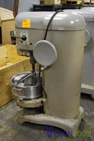 797: Hobart H-600 60 Qt. Dough Bakery Mixer 1 Phase