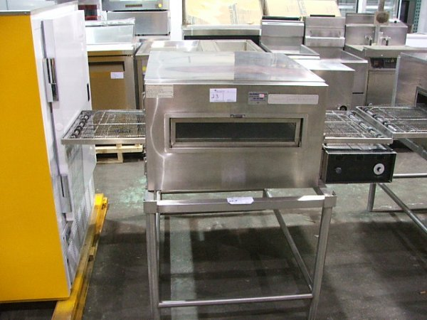 product oven used conveyor wilson lincoln impinger countertop electric