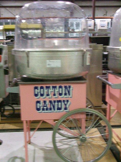 521: Cotton Candy Machine