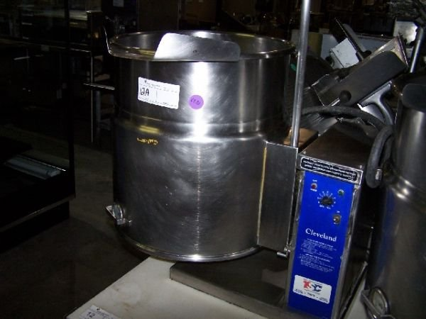 12A: Cleveland Kettle