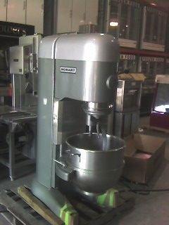 18B: Hobart M802 80Qt. Dough Mixer
