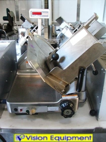 4C: berkel meat cheese deli slicer commercial3340