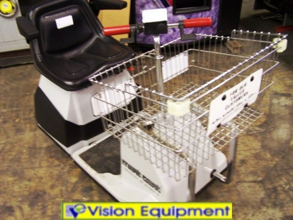 6: MART CART ELECTRIC SHOPPING CART
