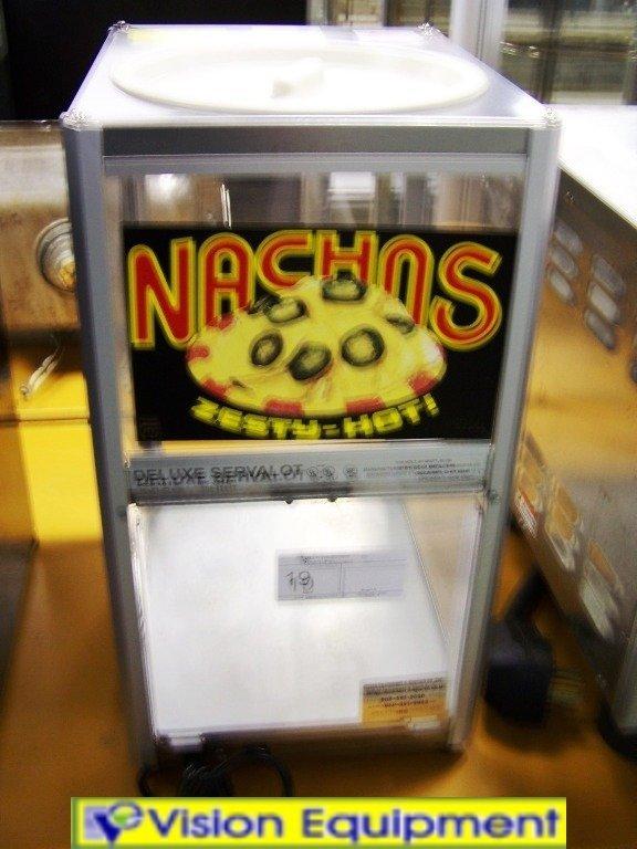 19: NACHO CHIP WARMER DISPLAY