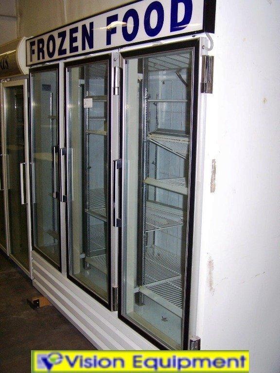 24: GLASS DOOR FREEZER BEVERAGE AIR