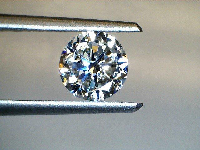1.00 CT Round H SI1 Loose Diamond! GIA