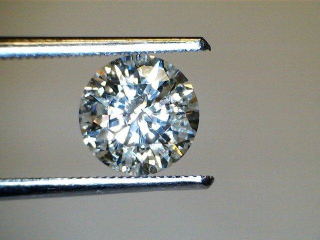1.23 CT Round N I2 Loose Diamond! GIA