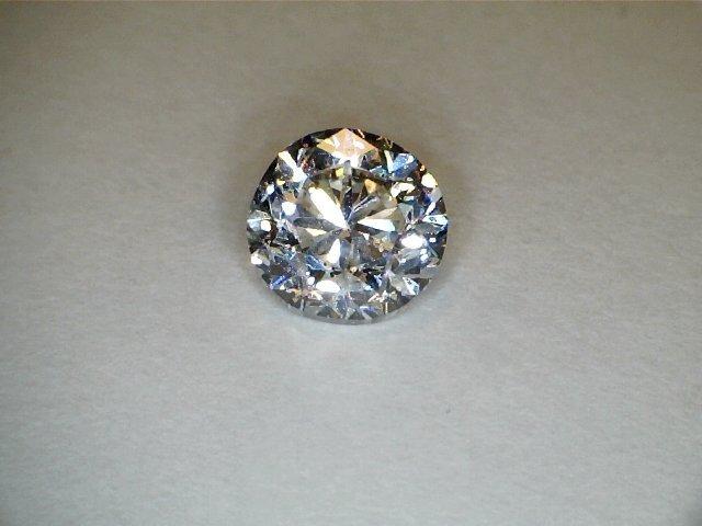 1.00 CT Round I SI2 Loose Diamond! GIA