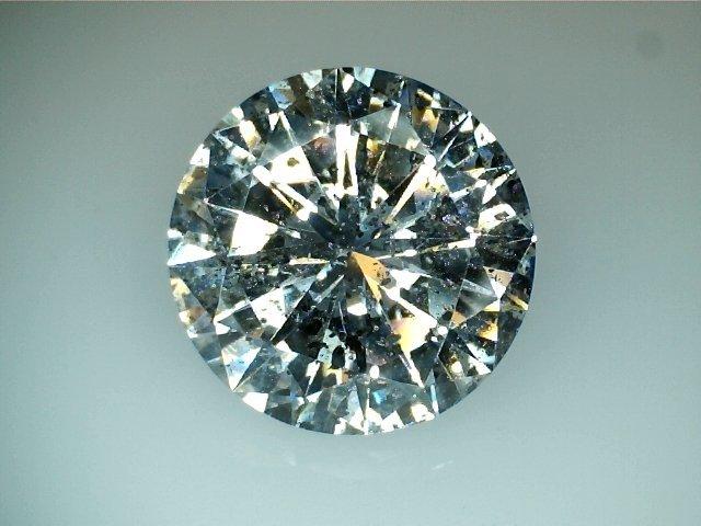 1.63 CT Round I I2 Loose Diamond! GIA
