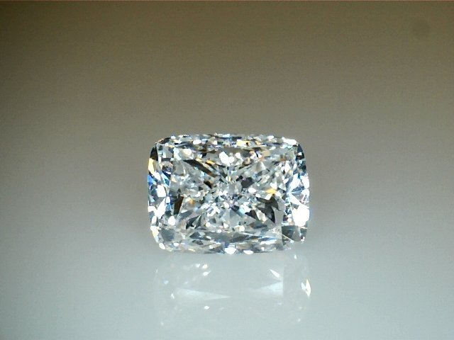 0.80 CT Cushion D VS2 Loose Diamond! GIA