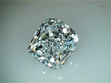 1.21 CT Cushion E VVS2 Loose Diamond! GIA