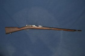 French 11mm Gras Mle 1874/m80 Bolt Action Service