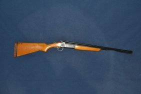 Savage Model 24 410ga And 22cal Mag Over /under Rifle,