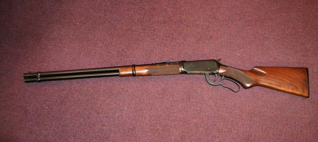 Winchester model 94AE lever action 45 long Colt