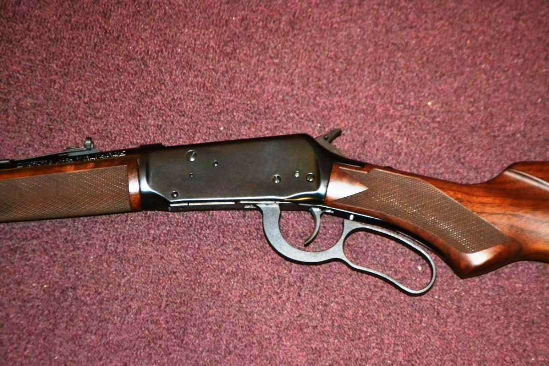 Winchester model 94AE lever action 45 long Colt - 2