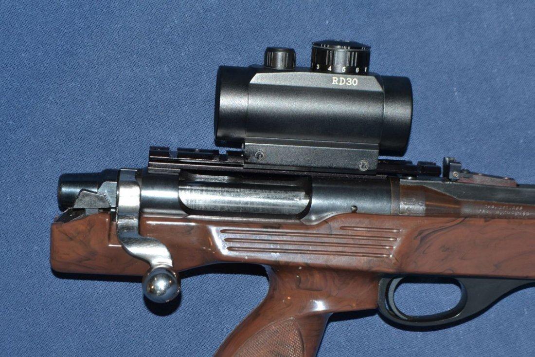 Remington model XP100 .221 Fireball single shot bolt - 2