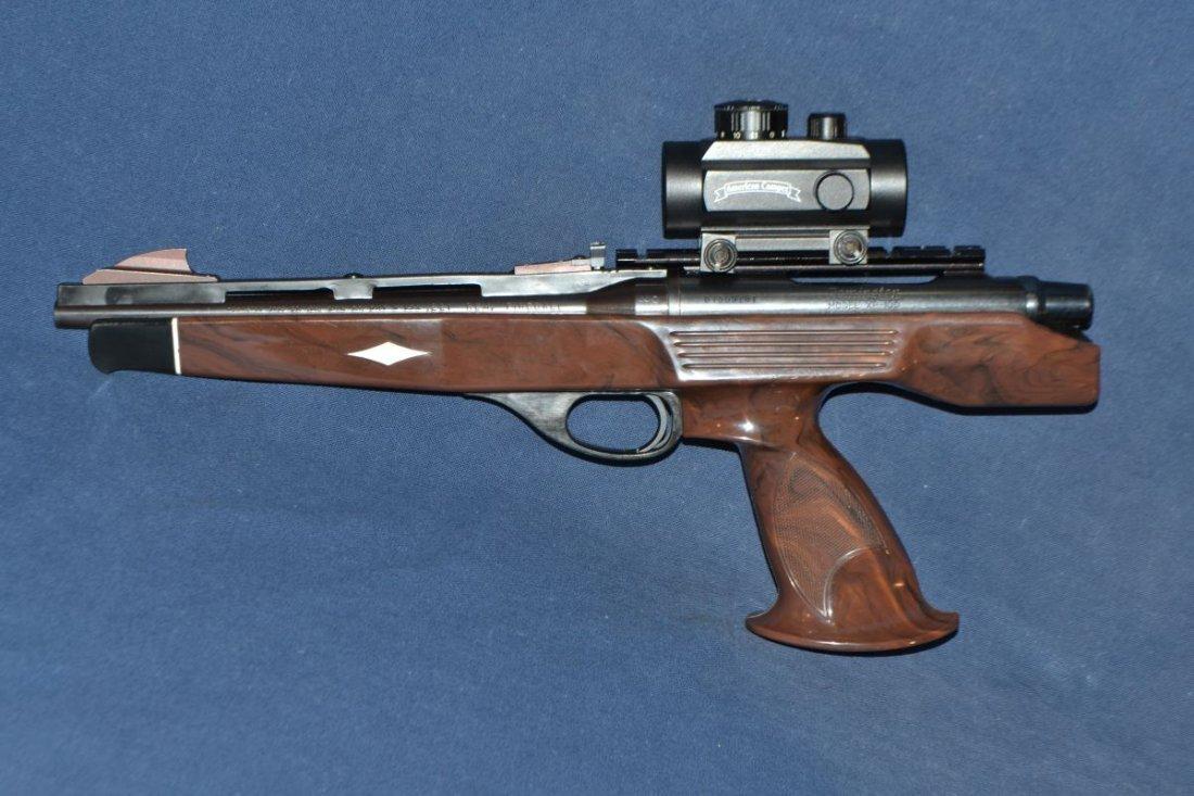 Remington model XP100 .221 Fireball single shot bolt - 3