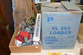 Collection Of Reloading Equipment, Etc.