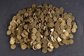 Approximately 680 Jefferson Nickels