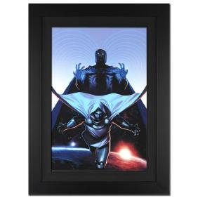 """""""X-Men #16"""" Ltd Ed Giclee on Canvas by Jorge Molina and"""