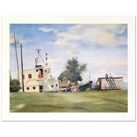 "William Nelson - ""Coast Guard Smoker"" Limited Edition"