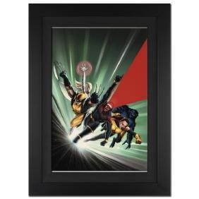 """Astonishing X-Men #1"" Ltd Ed Giclee on Canvas by John"