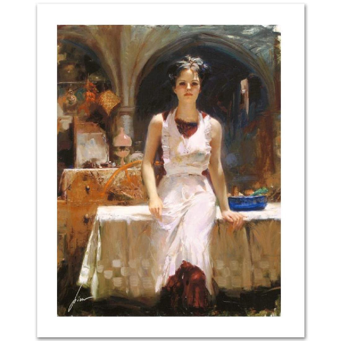 """Deborah Revisited"" Limited Edition Giclee by Pino"