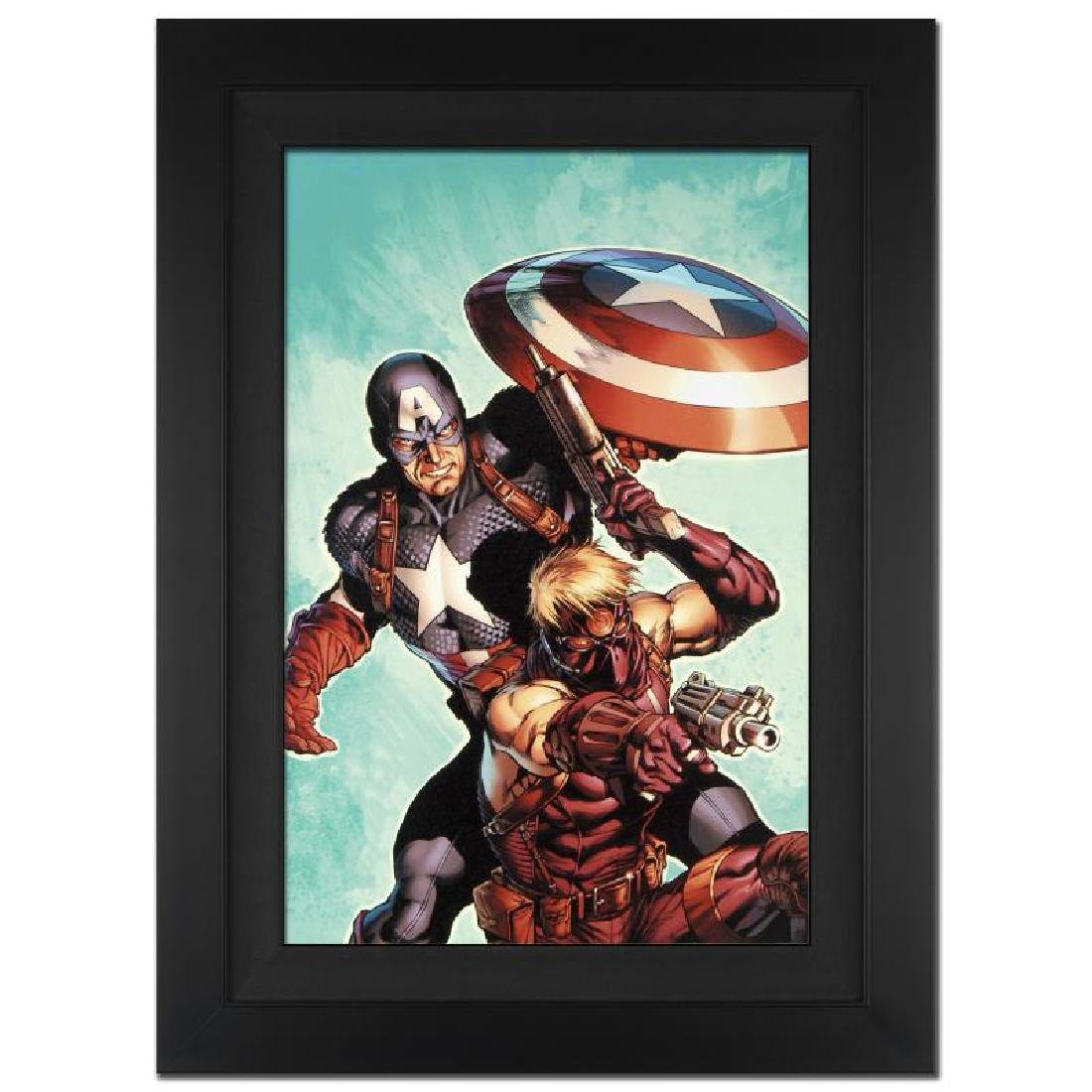"""Ultimate Avengers #2"" Extremely Limited Edition Giclee"