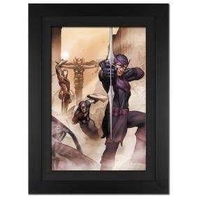 """""""Avengers: Solo #1"""" Extremely Limited Edition Giclee on"""