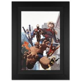 """""""I Am An Avenger #4"""" Extremely Limited Edition Giclee"""