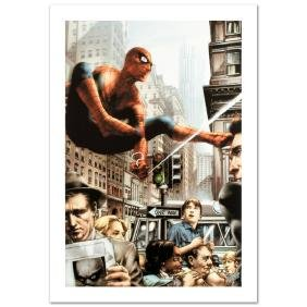 """Marvels: Eye of the Camera #2"" Limited Edition Giclee"