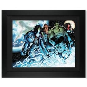 """""""Incredible Hulks #615"""" Extremely Limited Edition"""