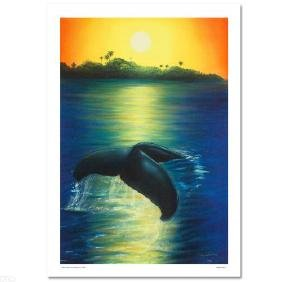 """""""New Dawn"""" LIMITED EDITION Giclee on Canvas by renowned"""