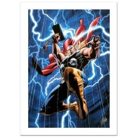 """""""Marvel Adventures: Super Heroes #2"""" Limited Edition"""