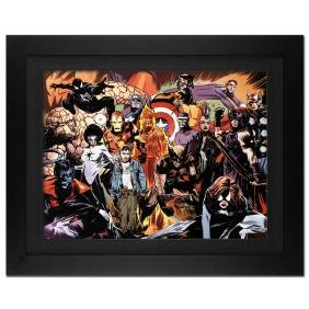 """Marvel 1985 #6"" Extremely Limited Edition Giclee on"