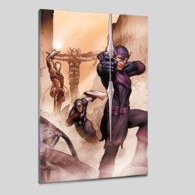 """""""Avengers: Solo #1"""" Limited Edition Giclee on Canvas by"""