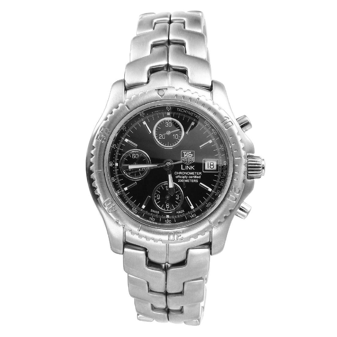 Tag Heuer Chronometer Automatic Watch
