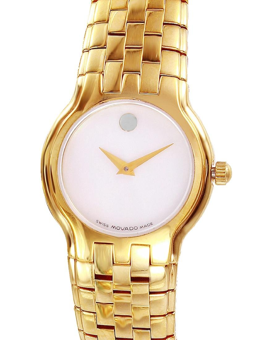 Movado Museum Mother of Pearl Watch