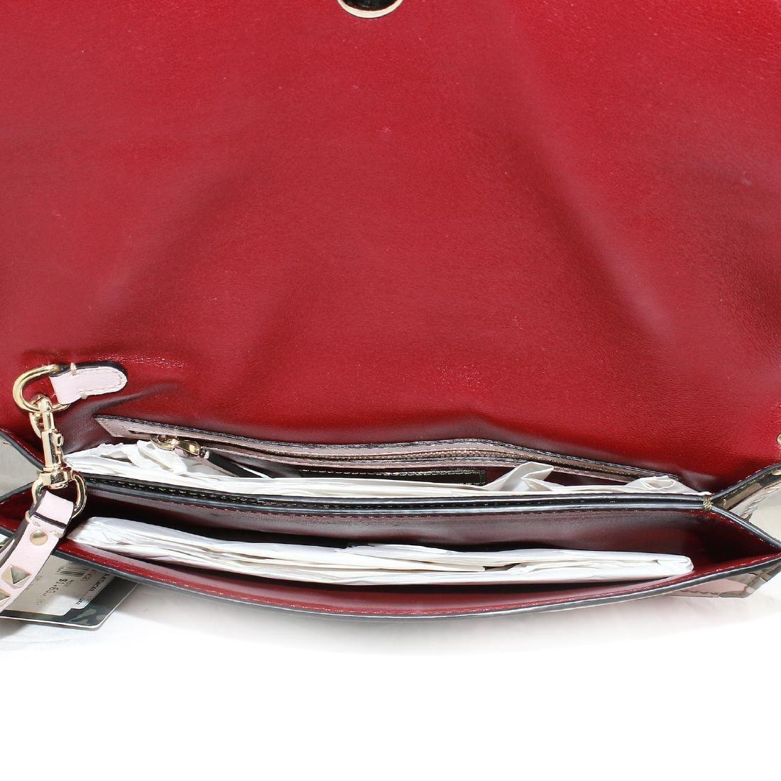 Valentino Rockstud Camo Leather Bag - 3