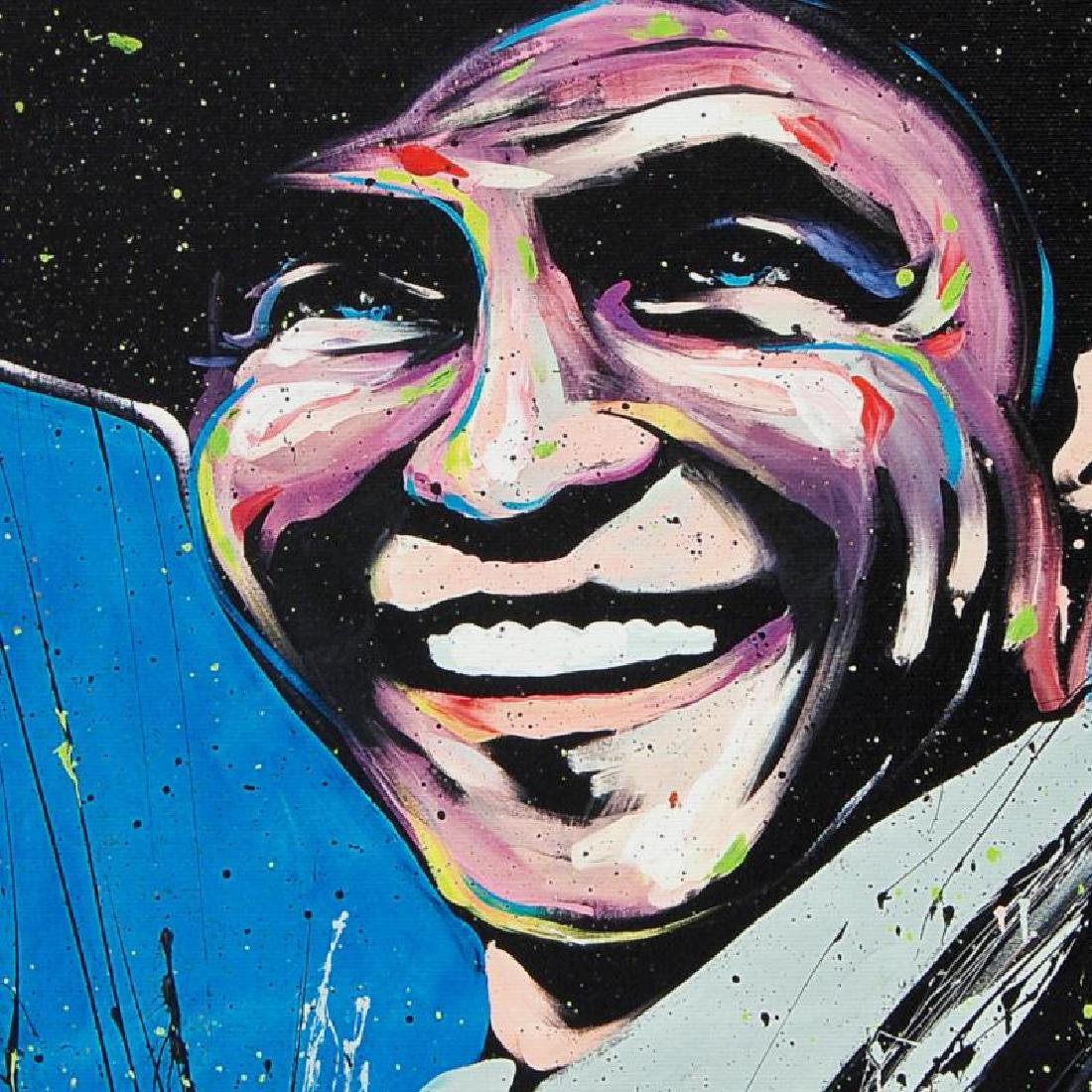 """""""Frank Sinatra (Blue Eyes)"""" LIMITED EDITION Giclee on - 2"""